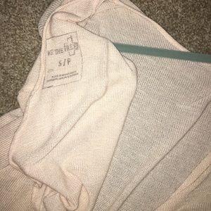 Free People Sweaters - Free People Chasing You Open Twistback Sweater